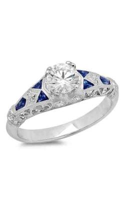 Beverley K Vintage Engagement ring R11156 product image
