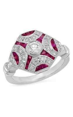 Beverley K Vintage Engagement ring R10956 product image