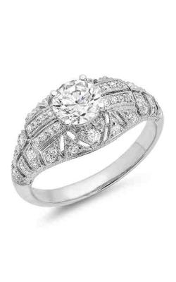 Beverley K Vintage Engagement ring R10093 product image