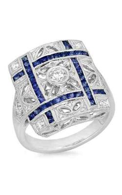 Beverley K Vintage Engagement ring R10002 product image