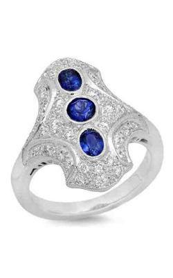 Beverley K Vintage Engagement ring R10028 product image