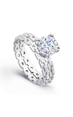 Beverley K Vintage Engagement ring R4027 product image