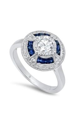 Beverley K Vintage Engagement ring R9432 product image