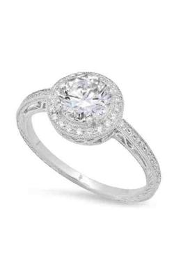 Beverley K Vintage Engagement ring R863 product image