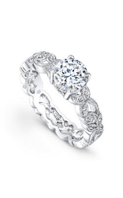 Beverley K Vintage Engagement ring R769 product image