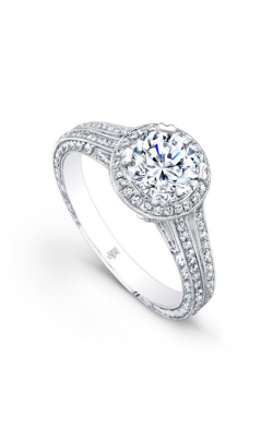 Beverley K Vintage Engagement ring R658 product image