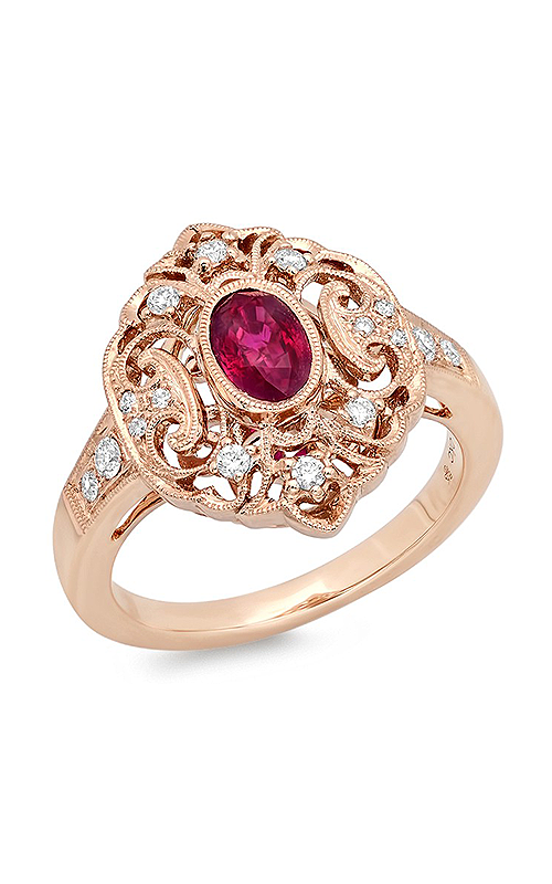 Beverley K Color engagement ring R10000A-DR product image