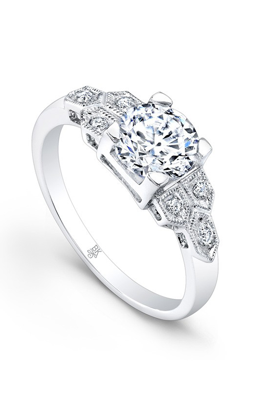 Beverley K Vintage engagement ring R9417 product image