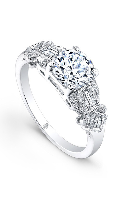 Beverley K Vintage Engagement ring R9420 product image