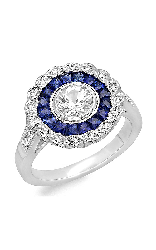 Beverley K Color engagement ring R10022A-DSWS product image