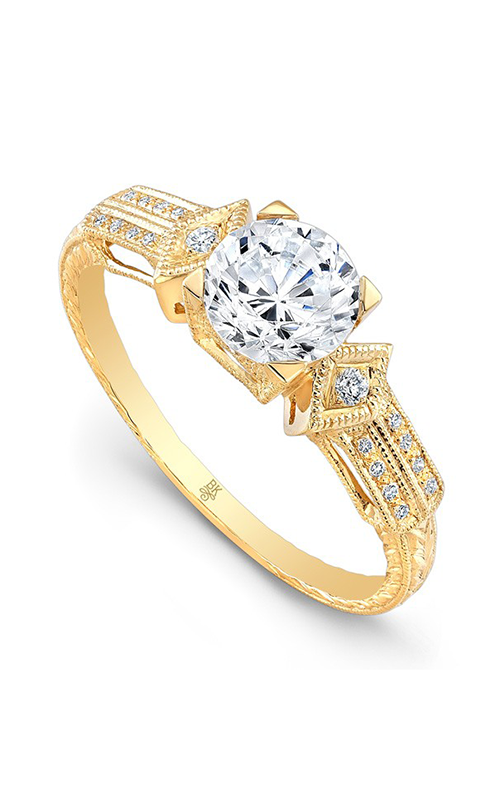 Beverley K Vintage Engagement ring R9668 product image