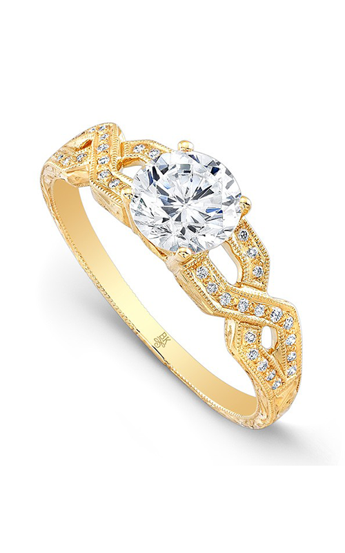 Beverley K Vintage Engagement ring R9671 product image