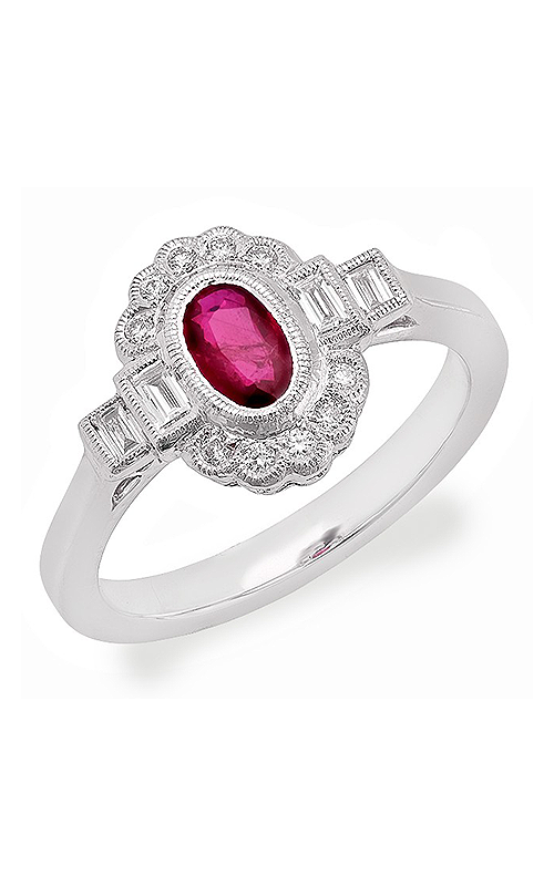 Beverley K Color Engagement ring R10030A-DDR product image