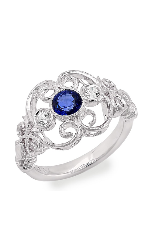 Beverley K Vintage Engagement ring R10039-WSS product image