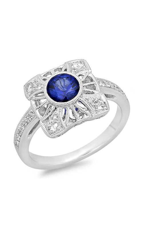 Beverley K Color Engagement ring R10041A-WSS product image