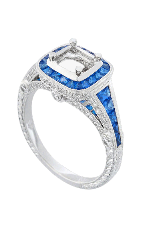 Beverley K Color Engagement ring R289A-DSM product image