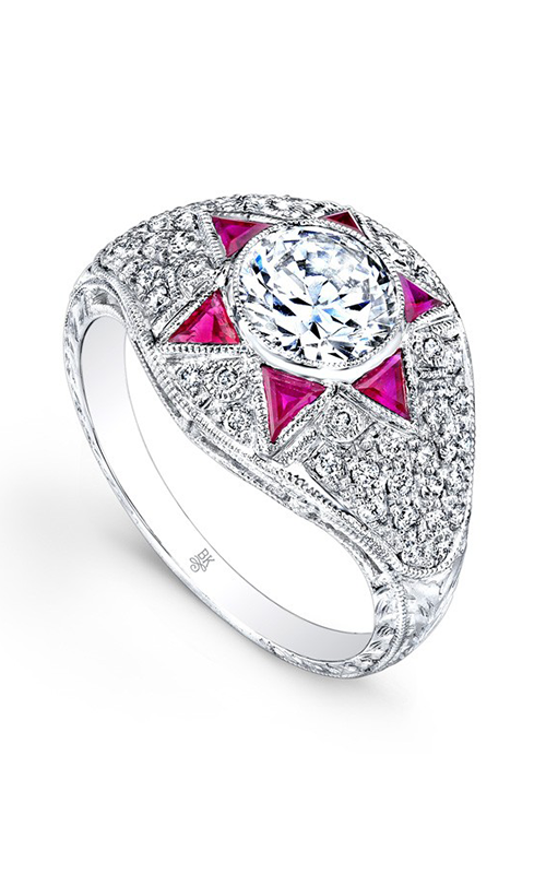 Beverley K Color Engagement ring R9332A-DRCZ product image