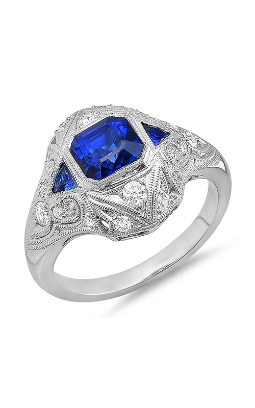 Beverley K Color Engagement ring R9338A-DSS product image