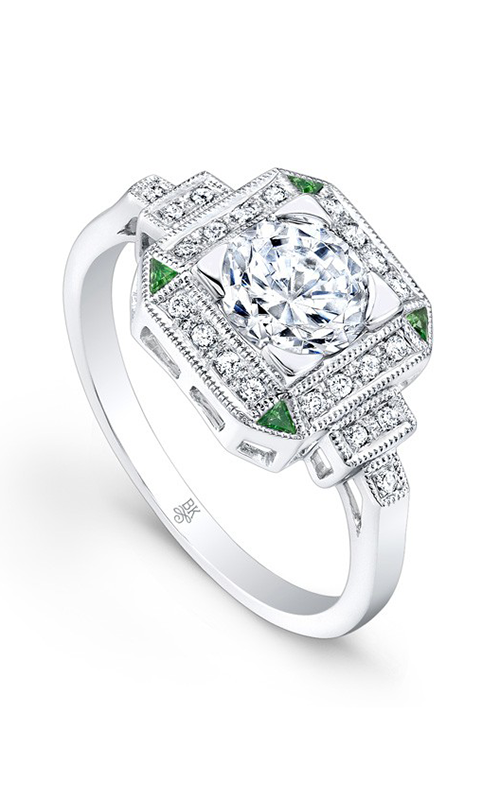 Beverley K Color Engagement ring R9427A-DTSCZ product image