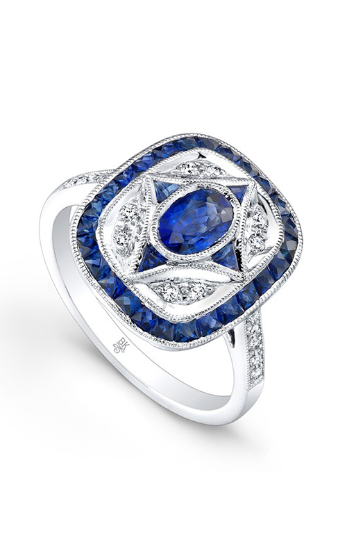 Beverley K Color Engagement ring R9457A-DSS product image