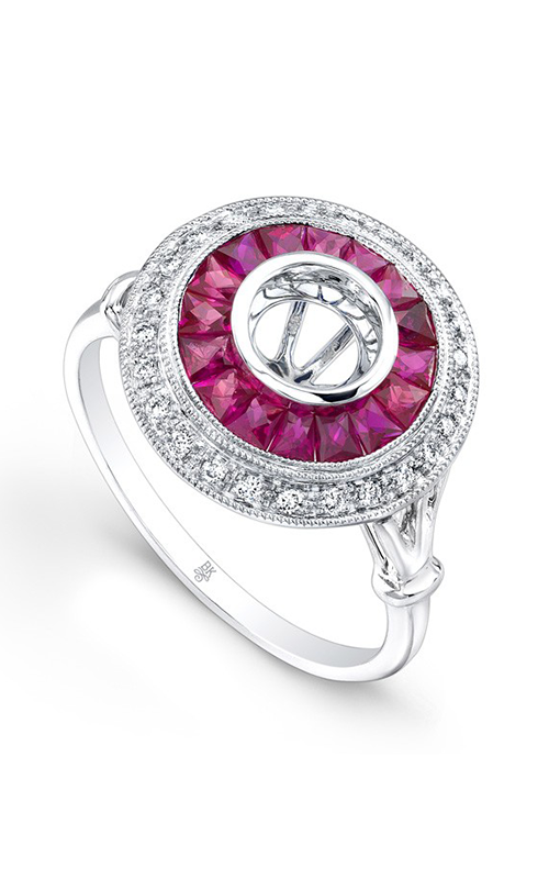 Beverley K Color Engagement ring R9458A-DRM product image