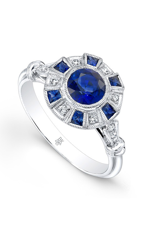 Beverley K Color Engagement ring R9460A-DSS product image