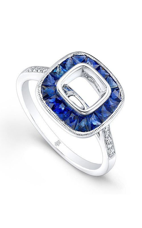 Beverley K Color engagement ring R9461A-DSM product image