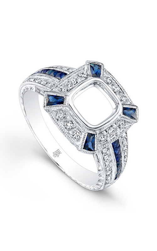 Beverley K Color Engagement ring R9466A-DSM product image
