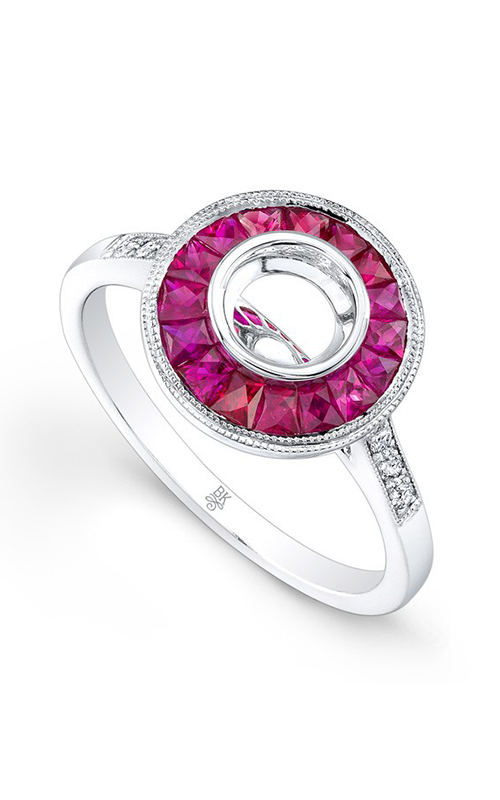 Beverley K Color engagement ring R9467A-DRM product image