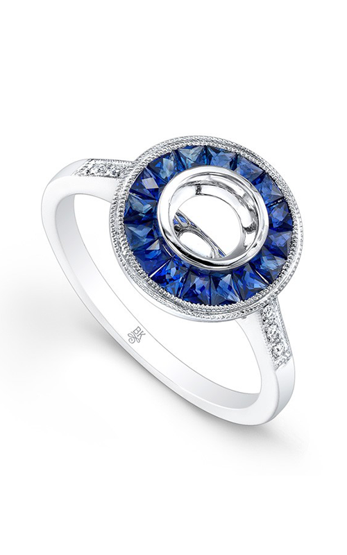 Beverley K Color Engagement ring R9467A-DSM product image