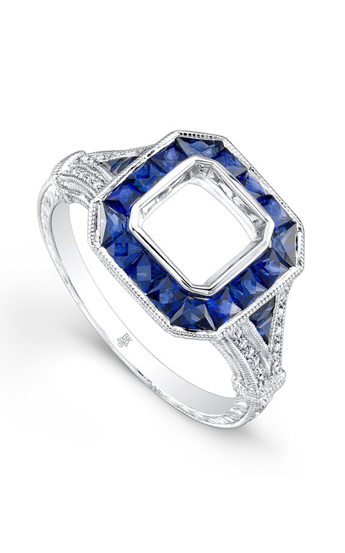 Beverley K Color Engagement ring R9468A-DSM product image