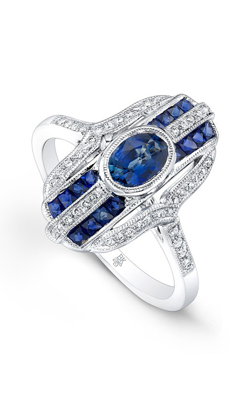 Beverley K Color Engagement ring R9469A-DSS product image