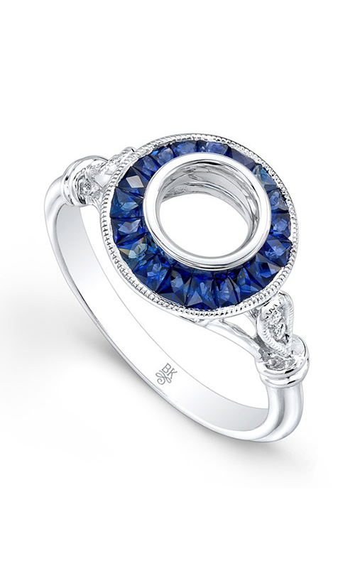 Beverley K Color Engagement ring R9471A-DSM product image