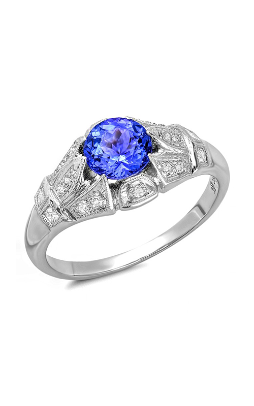 Beverley K Color Engagement ring R9633A-DDTZ product image