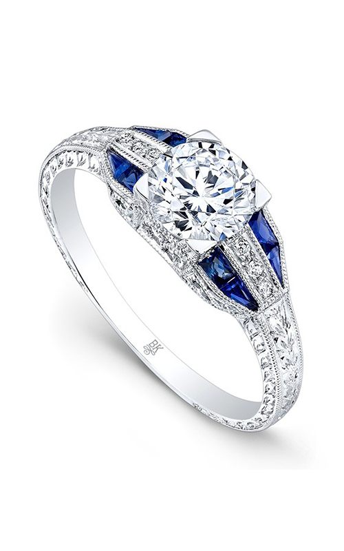 Beverley K Color Engagement ring R9652ADSCZ product image