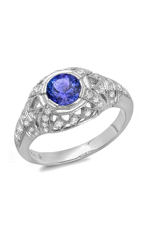 Beverley K Color Engagement ring R9696A-DDTZ product image