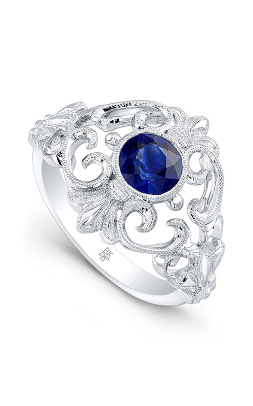Beverley K Color Engagement ring R9796A-SAP product image