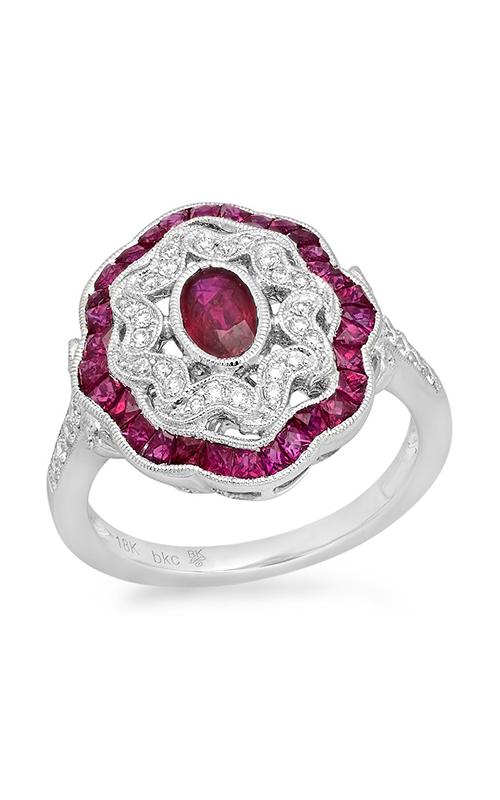 Beverley K Color Engagement ring R9920A-RDR product image
