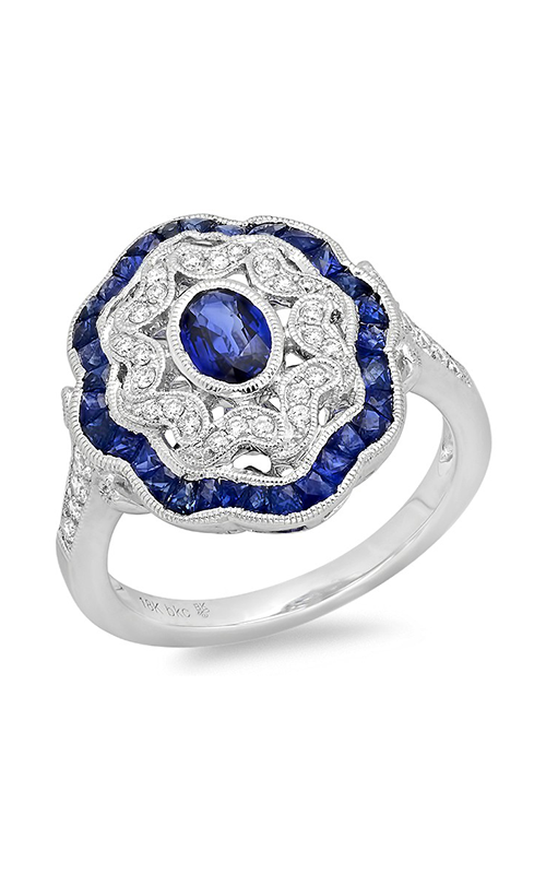 Beverley K Color engagement ring R9920A-SDS product image