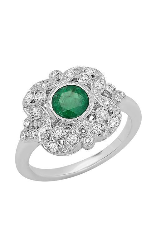 Beverley K Color Engagement ring R9921A-DEM product image