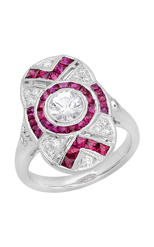 Beverley K Color Engagement ring R9922A-DRWS product image
