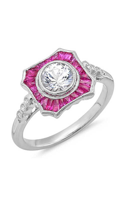Beverley K Color Engagement ring R9924A-DRWS product image