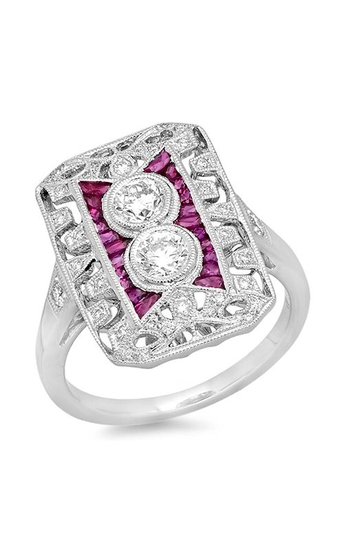 Beverley K Color Engagement ring R9925A-DRD product image