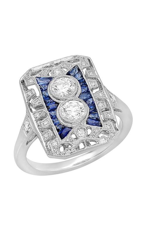 Beverley K Color Engagement ring R9925A-DSD product image