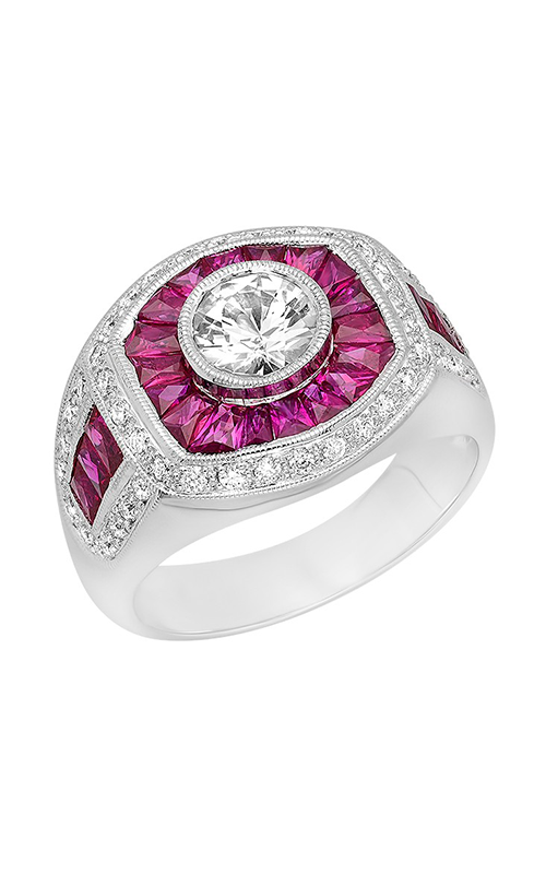 Beverley K Color Engagement ring R9926A-DRWS product image