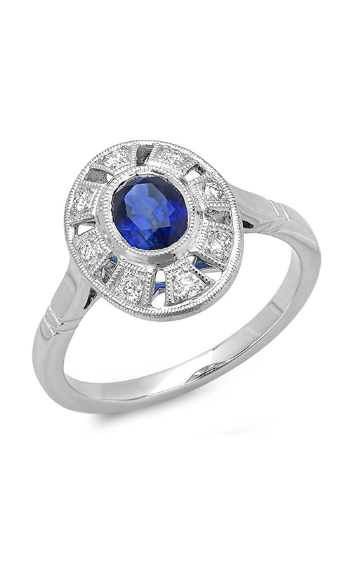 Beverley K Color engagement ring R9928A-DS product image