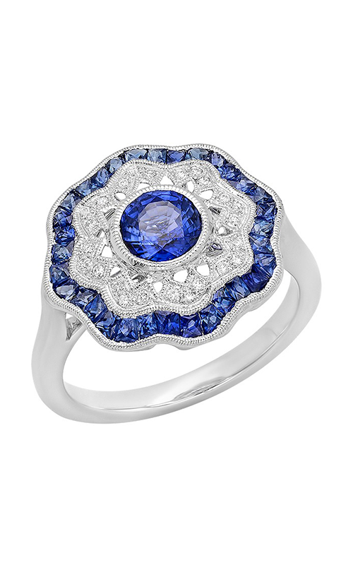 Beverley K Color Engagement ring R9929A-SDS product image