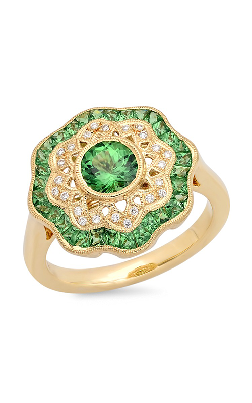 Beverley K Color Engagement ring R9929A-TSDTS product image