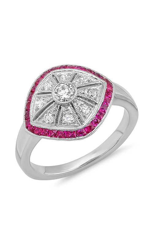 Beverley K Color Engagement ring R9931A-RDD product image
