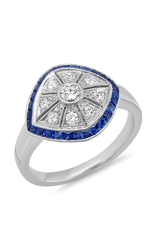 Beverley K Color Engagement ring R9931A-SDD product image